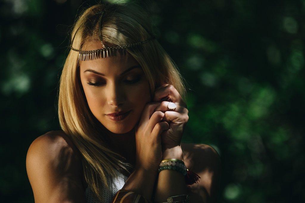 Veronica - Makeup by Stephanie Maree